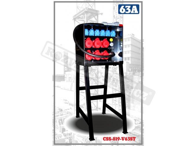 CSS 819 V63 ST fotka na vysku