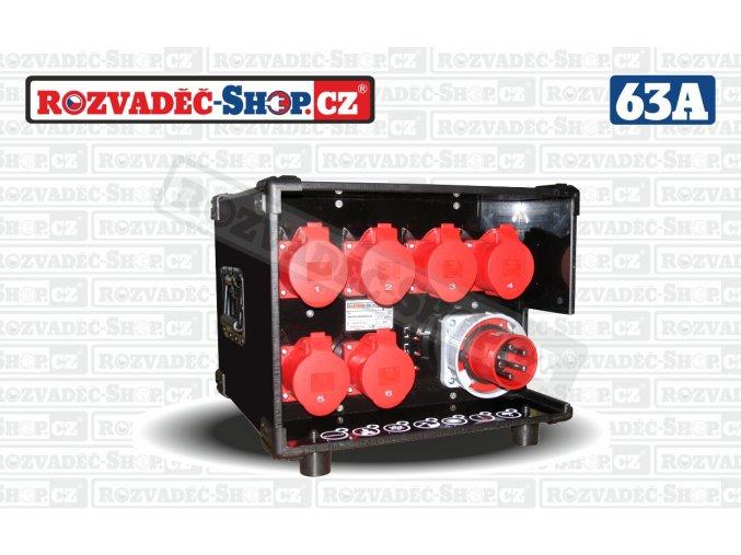 Přenosný rozvaděč MPB - 976- P63