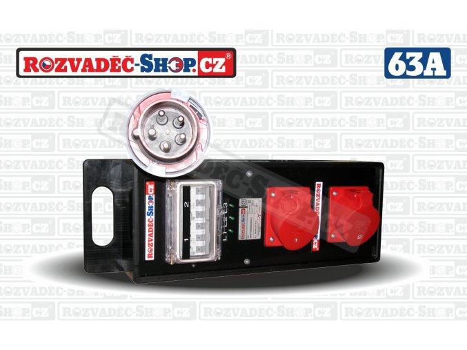 Malé přenosné rozvodnice SPB-426-63V