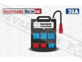 Přenosný rozvaděč kufr HPB-128-V32