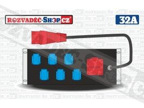 Rack rozvaděč 19-11-332V