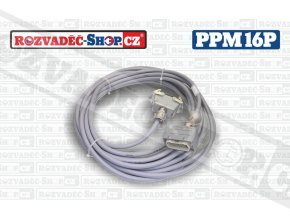 Multicore kabel PPM - 16P