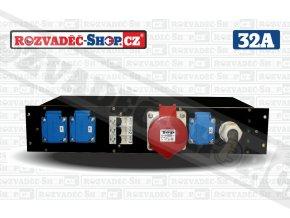 Rack rozvaděč 19-16-232V