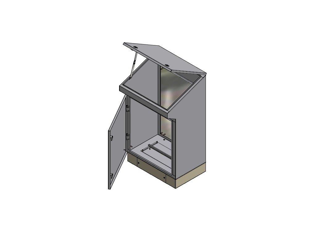 Přístrojový Pult 1200