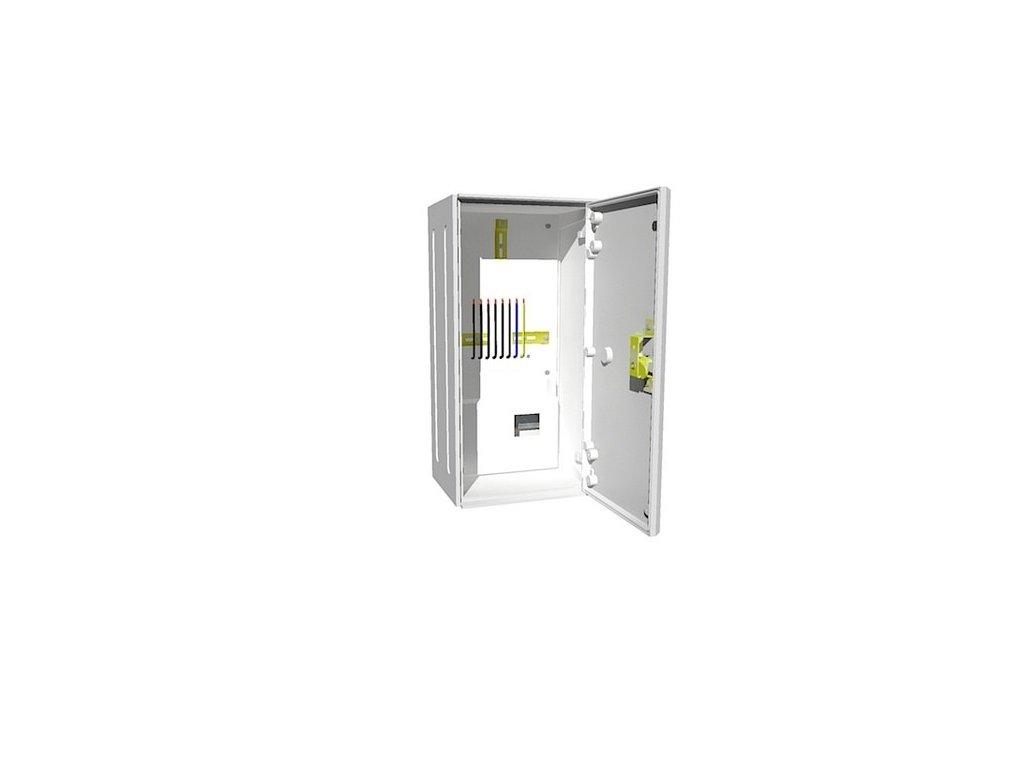Elektroměrový rozvaděč PER 1, Elplast-KPZ