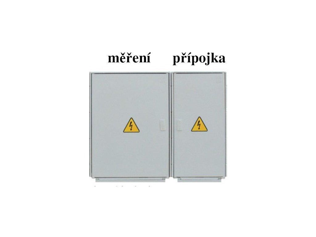 Sestava rozvaděčů HELGA 1K-N, DCK Holoubkov