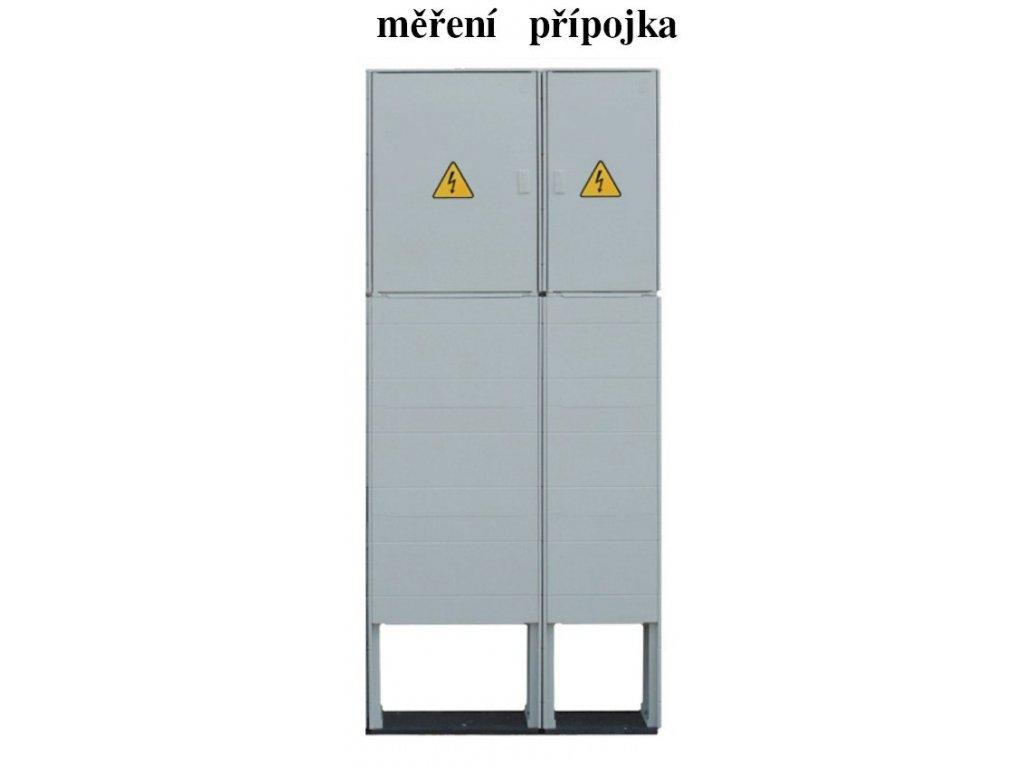 Sestava rozvaděčů HELGA 2K-N, DCK Holoubkov