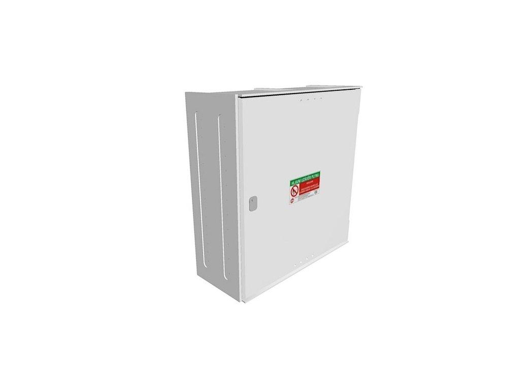 Plynoměrová skříň HUP PG 6, ELPLAST-KPZ