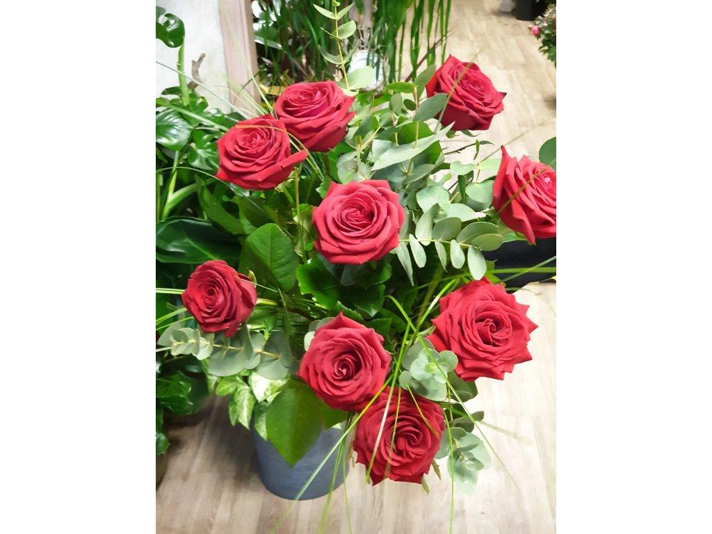 kytica z 9 ruží