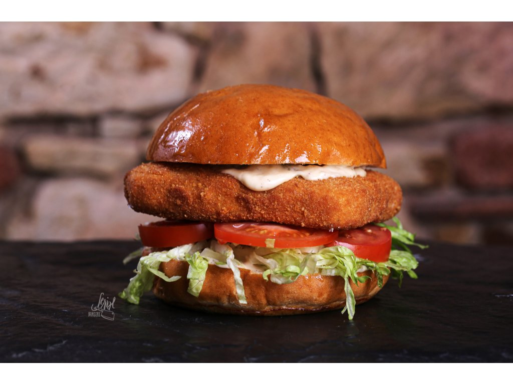 czech classic burger