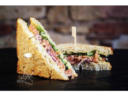 Salmon sandwich 960