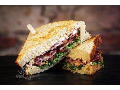 BLT sandwich 960