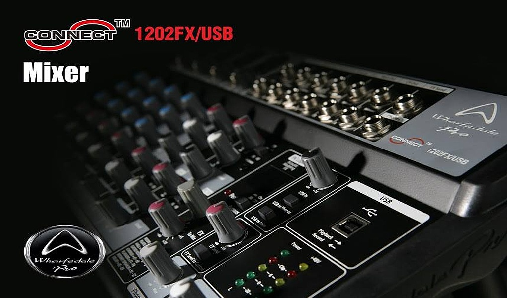 Connect 1202FX