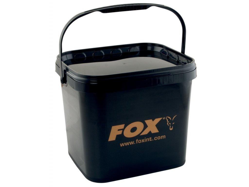 FOX KBELÍK BUCKETS 12 L BLACK SQUARE