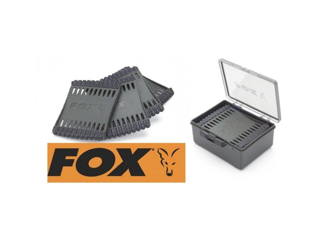 F - BOX RIG BOARD SET