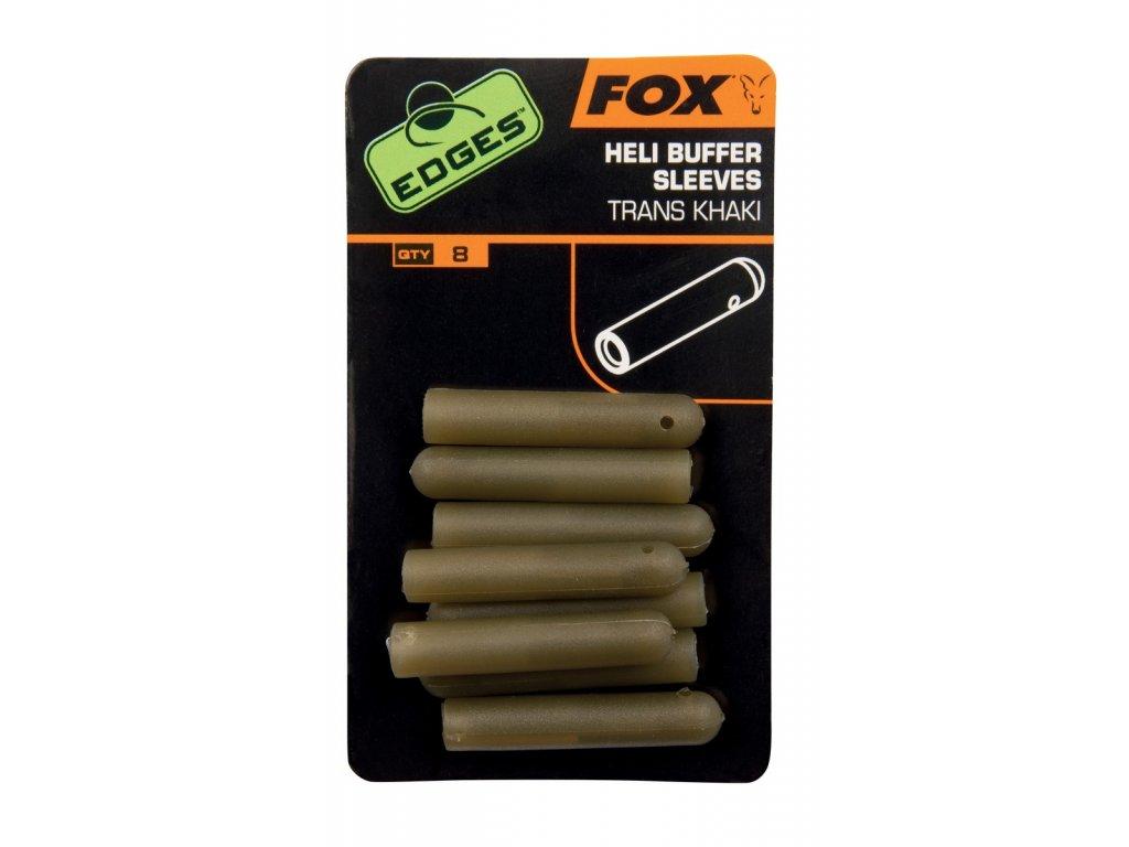 FOX HELI BUFFER SLEEVES TRANS KHAKI x 8