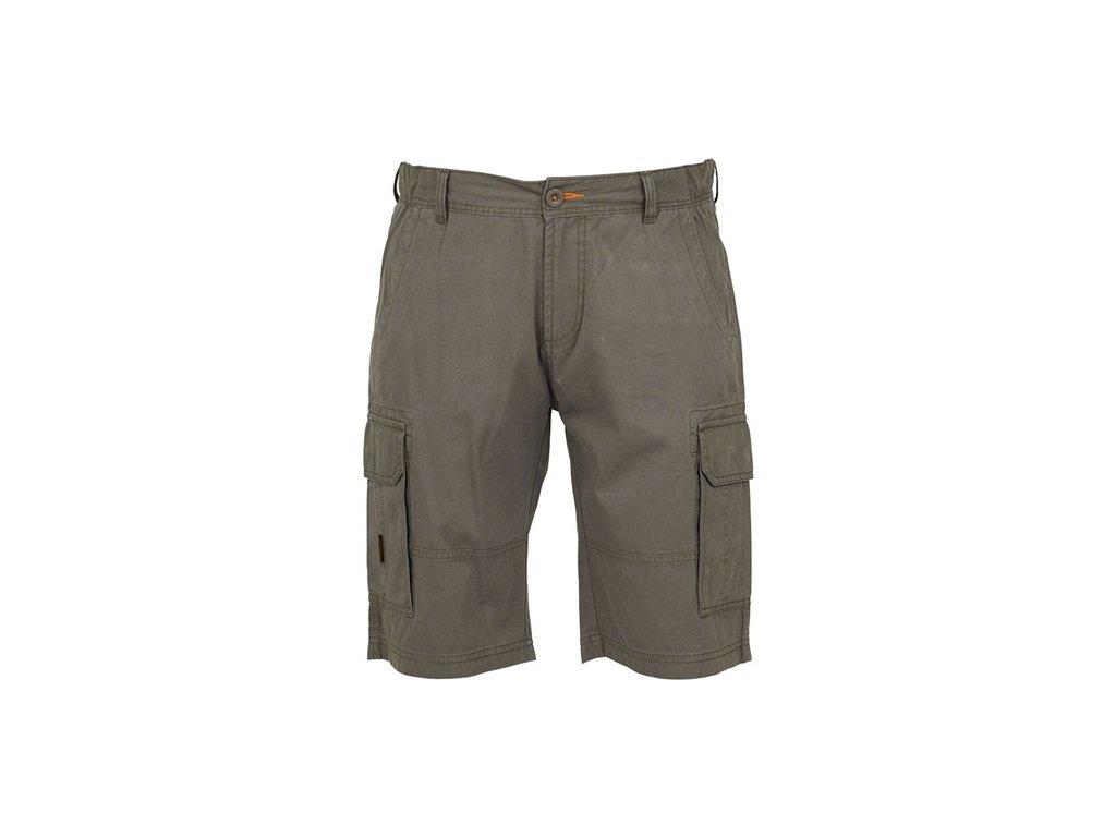 FOX Kraťasy Chunk Heavy Twill Cargo Shorts Grey