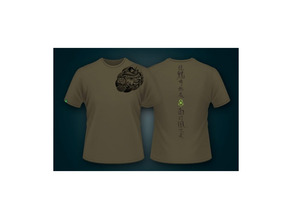 Korda Monster Mirror T-Shirt