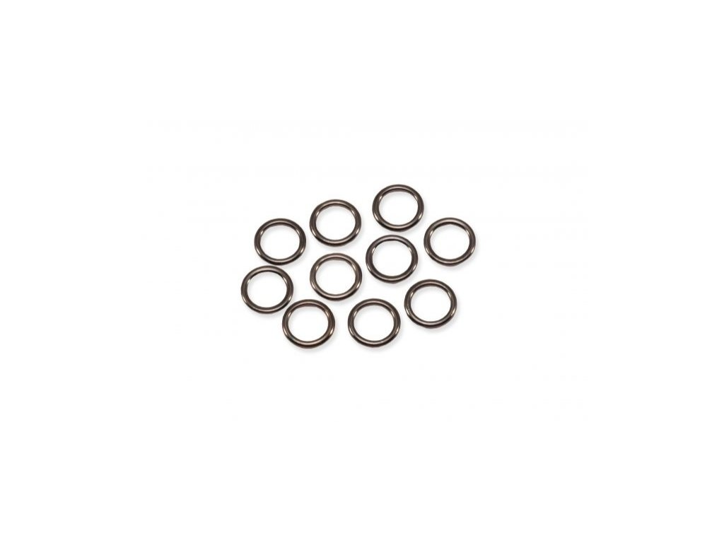 Snag Clip Rings - 5mm, 10 pcs