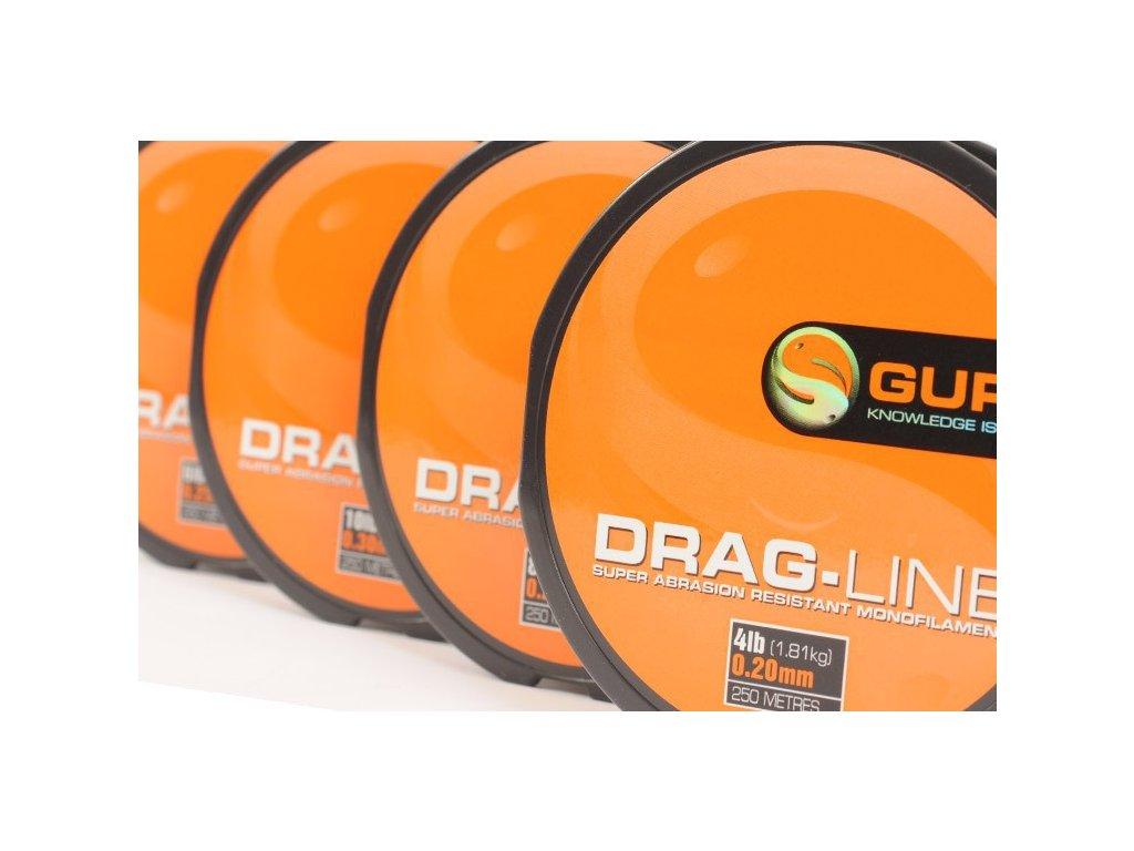 drag line