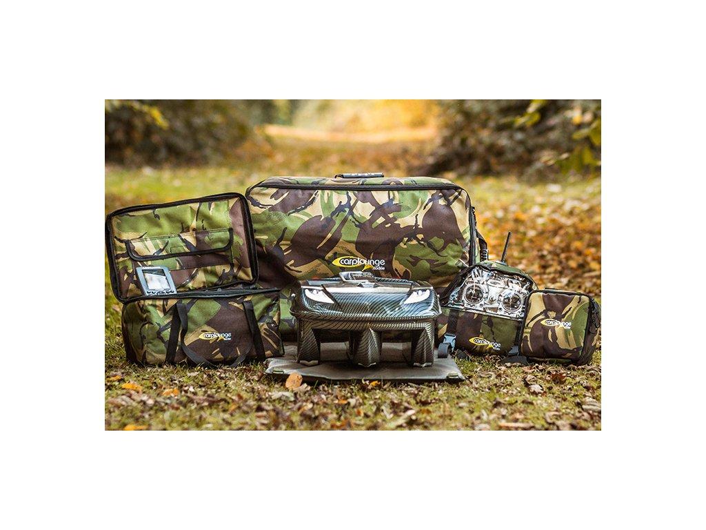 CARPLOUNGE Camouflage Bag Set