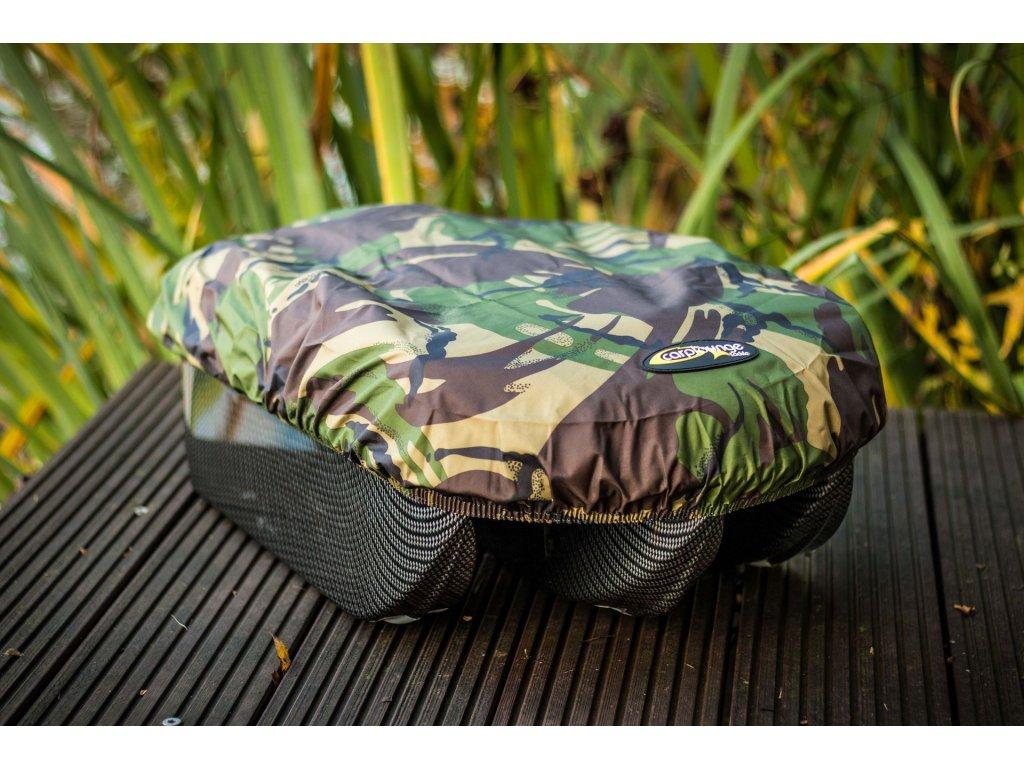 CARPLOUNGE Baitboat Cover Camouflage