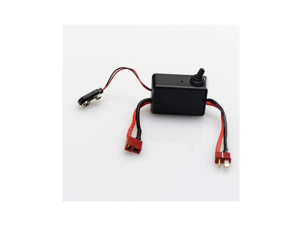 CARPLOUNGE Sonar DC adapter / Echolot Konstantstrom-Adapter
