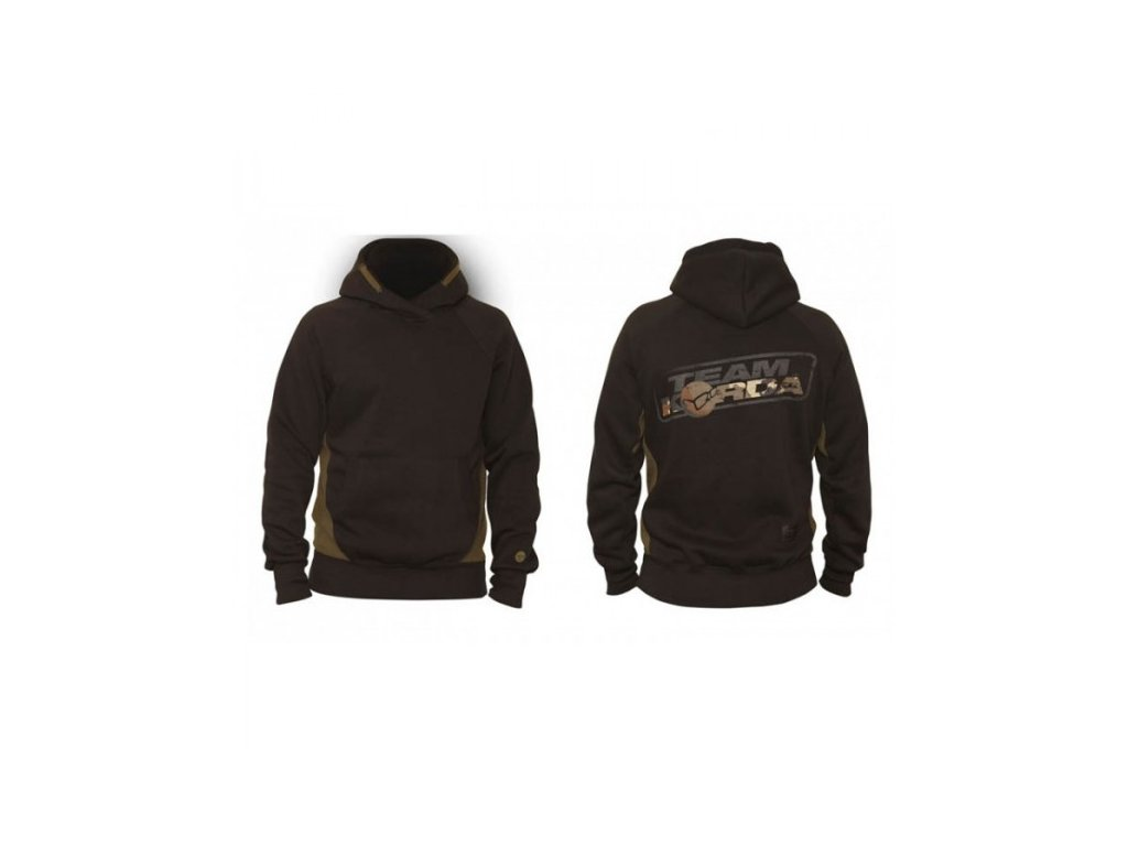 sweat korda team korda hoodie black