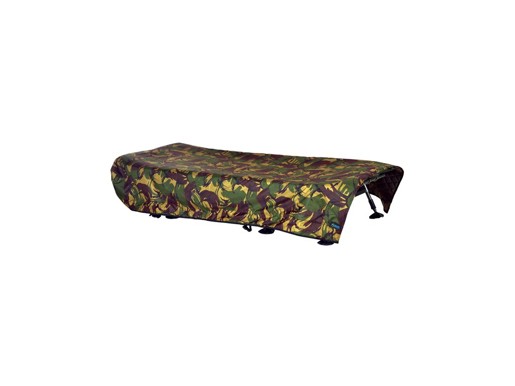 camo bedchair cover