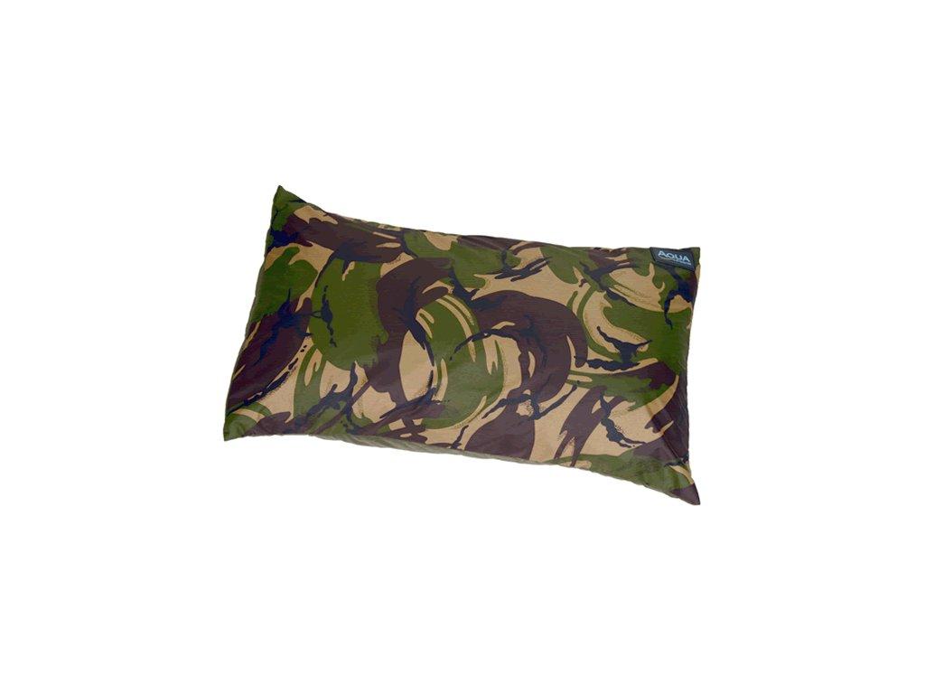 camo pillow cover