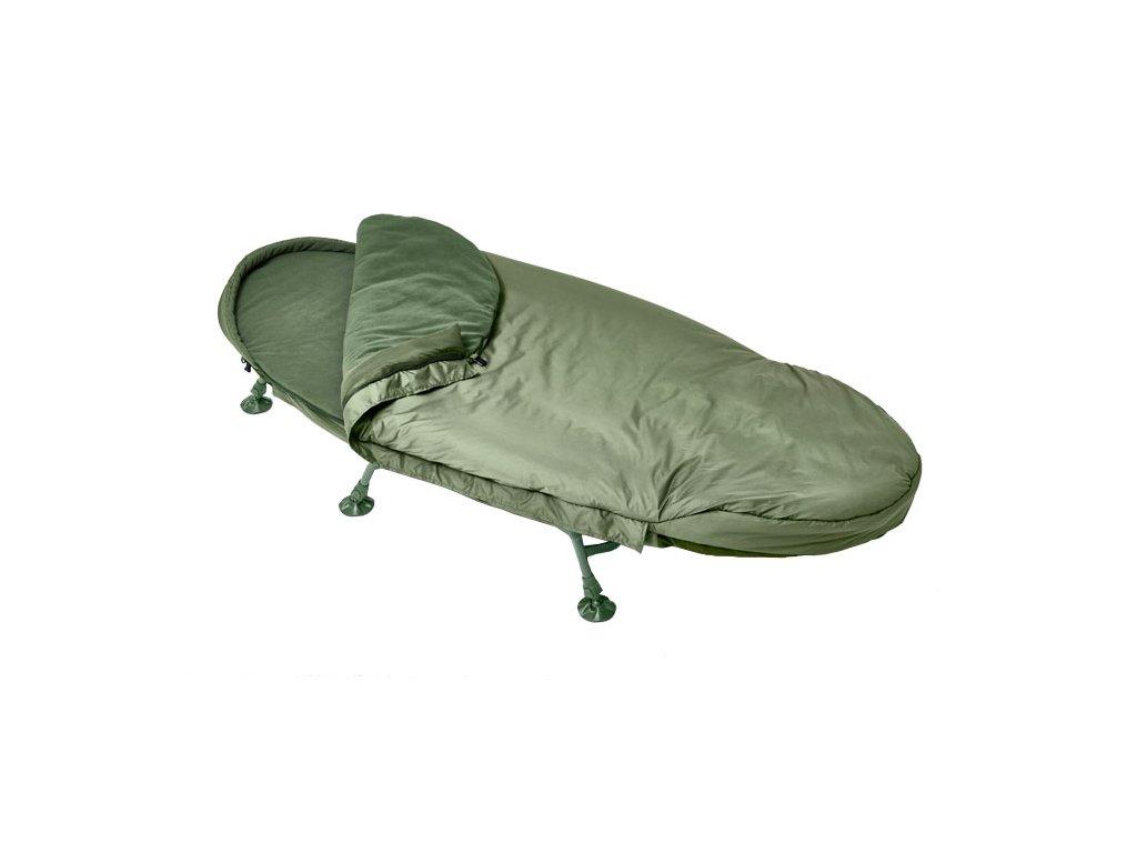 208205 levelite oval 5 season sleeping bag