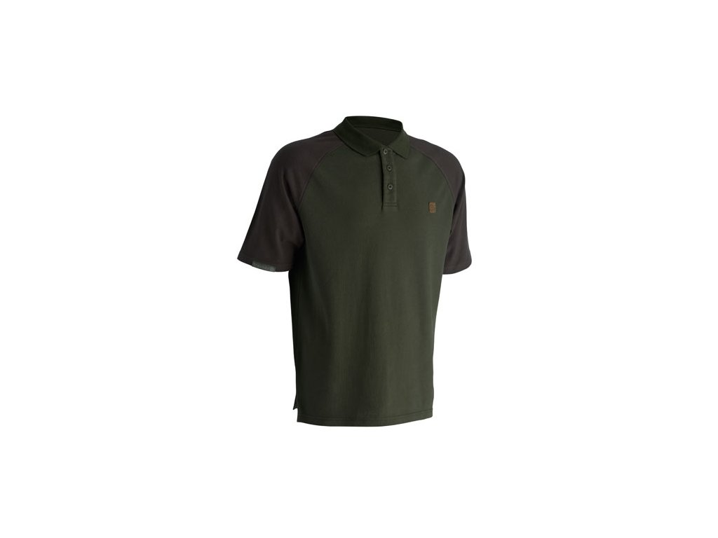 207106 earth polo shirt front