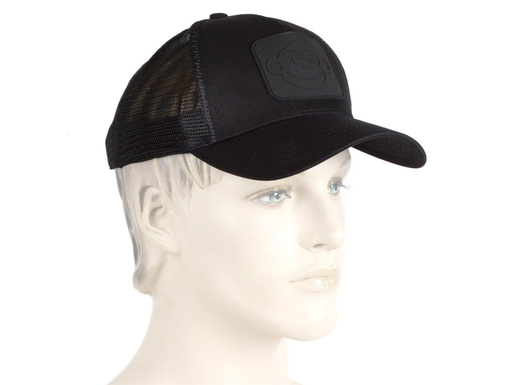 Ridgemonkey Trucker Cap | Kšiltovka| Černá