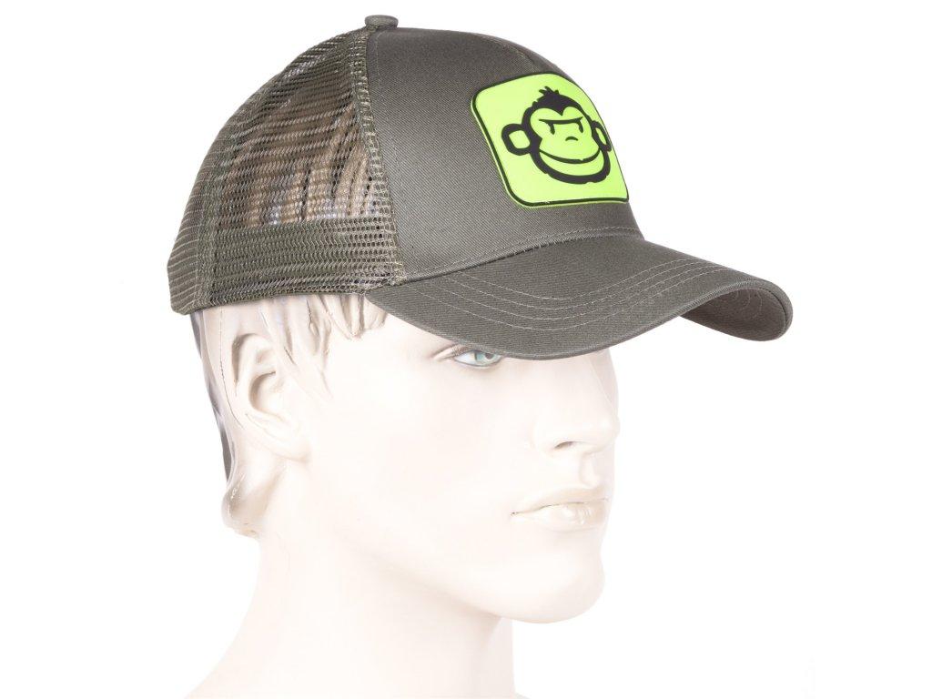 Ridgemonkey Trucker Cap | Kšiltovka | Zelená