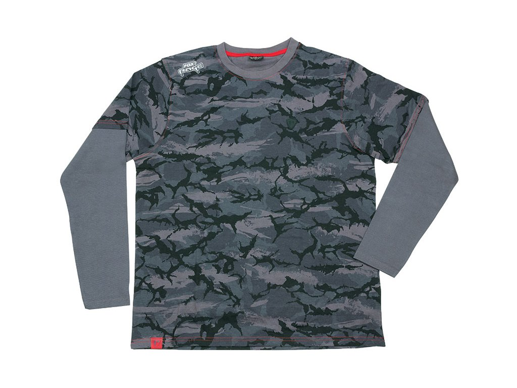 9b47fff13b FOX RAGE CAMO LONG SLEEVE - RR BAITS