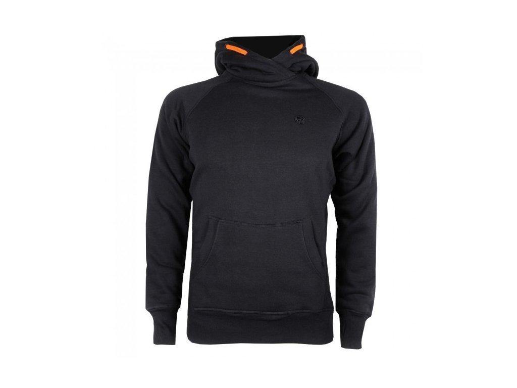 guru hoodie black m
