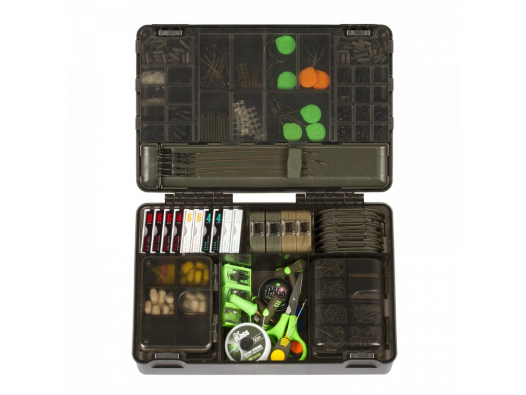 KBOX6 Tackle Box Open