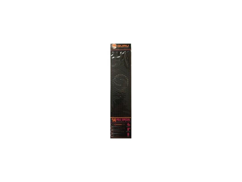 guru pole special rigs 8 inch