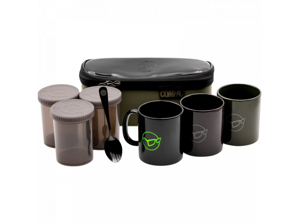 KLUG13 Compac Tea Set 3 Piece 3