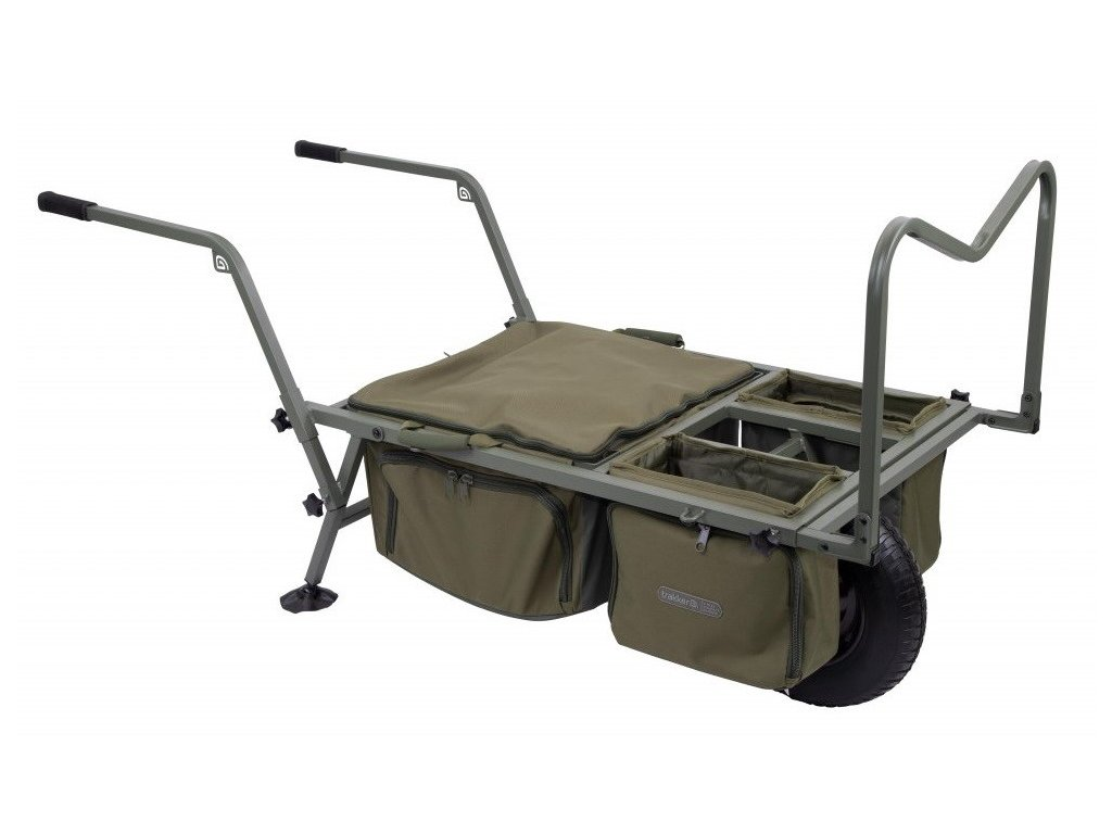 trakker prepravni vozik x trail compact barrow