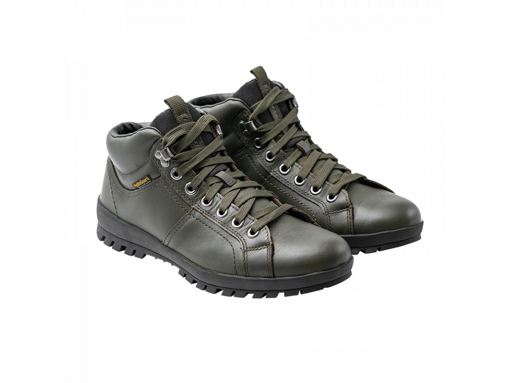 KCL504 KORE Kombat Boots Olive 1
