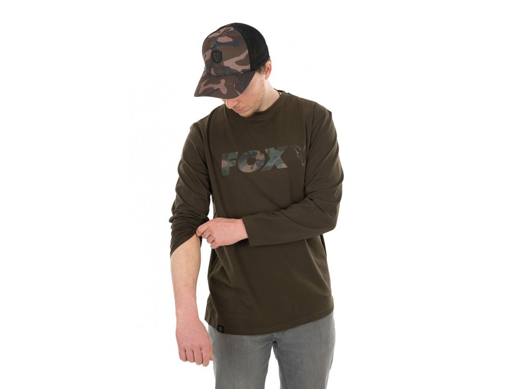 cfx109 114 khaki camo long sleeve t shirt main 1