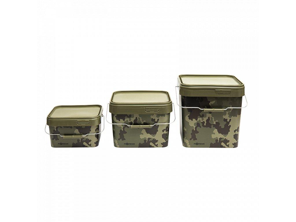 KBU001, KBU002, KBU003 Compac Buckets