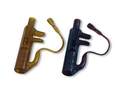 Snag clips - vypínací závěsky