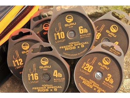 lwgf feeder rigs