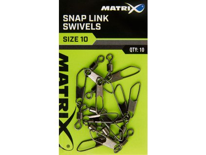 snap link swivels pack