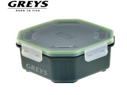 greys klip lok bait boxes stredni d7932