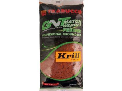 TRABUCCO Gnt Feeder Expert Krill 1kg