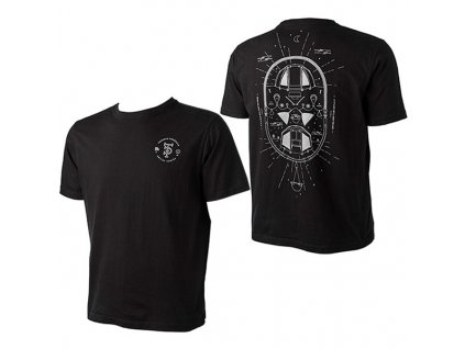 Trakker Artist Series T Shirt On The Beaten Track