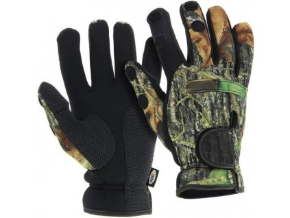 ngt neoprenove rukavice camo gloves